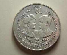 Cook Islands 1 Dollar 1986 Silver - Cook