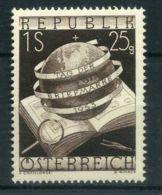AUTRICHE ( POSTE ) Y&T  828  TIMBRE  NEUF  SANS  TRACE  DE  CHARNIERE . - 1945-60 Neufs