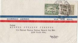 ECUADOR 1945 Cover To USA.BARGAIN.!! - Ecuador