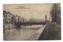 TOURNAI Le Nouveau Pont Sur L'Escaut 1912 - Doornik