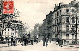 42. Saint Etienne. Cours Victor Hugo - Saint Etienne