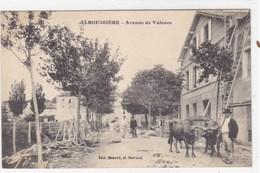 Ardèche - Alboussière - France