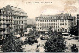 42. Saint Etienne. Place Dorian - Saint Etienne