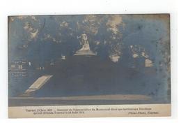 Tournai 21 Juin 1925 - Souvenir De L'inauguration Du Monument...(photo Carte) - Doornik