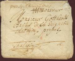 1723  Bfh. N. Thalheim - Allemagne