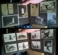 England Essex - Earls Colne 1920's Vintage Album With 113 Photos VG Condition School Of Gardening Clapham - Boston House - Albums & Collections