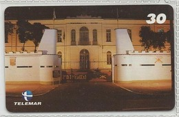LSJP BRAZIL PHONECARD (1) REGIMENT AVAI PARAGUAY WAR TELEMAR - Brésil