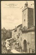 CP-Langogne - La Tour De L'Horloge - Langogne