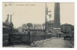 Gilly  Les Houillères - (puits Des Vallées) - Charleroi