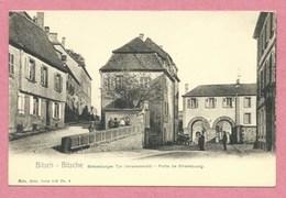57 - BITSCH - BITCHE - Strassburger Tor - Porte De Strasbourg - Nels Metz, Série 146 N° 9 - Bitche