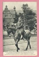57 - METZ - Général De PRITTWITZ Et GAFFRON - Commandant Du XVI Corps - Editeur CONRAD - Metz