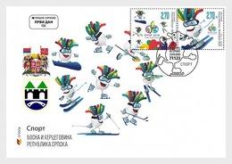 Bosnië En Herzegovina / Bosnia - Postfris / MNH - FDC Sport 2019 - Bosnië En Herzegovina