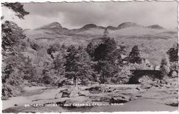 Bridge Of Dochart And Craeg-na-Caillich. Killin - (1961) - (Scotland) - Perthshire