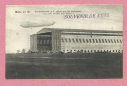 57 - METZ - FRESCATY - Zeppelin - Hangar - Ballonhalle - 04/07/09 - Metz