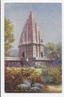 Temple At Ramnagar, Benares - Tuck Oilette 7239 - India