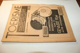 #20767 [Boek - Tijdschrift] Toerisme, Elfde Jaargang, 16 Mei 1932, Nr 10 Machelen Grobbendonk Vorselaar Poederlee - Tourisme