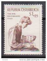 """Österreich 1955: """" Tag Der Briefmarke""""   Postfrisch - 1945-60 Neufs"""
