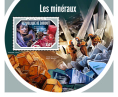 Djibouti 2018   Minerals  S201901 - Djibouti (1977-...)