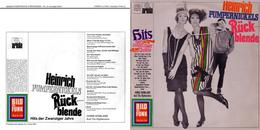 Superlimited Edition CD Heinrich Pumpernickels. RÜCKBLENDE. - Jazz
