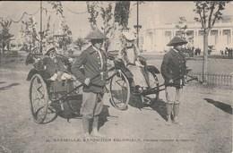 Marseille Exposition Coloniale-pousses Pousses Annamites 285K - Expositions Coloniales 1906 - 1922