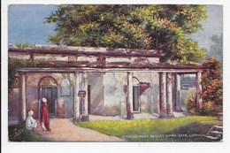 Aitkin's Post, Bailey Guard, Lucknow - Tuck Oilette 7236 - India