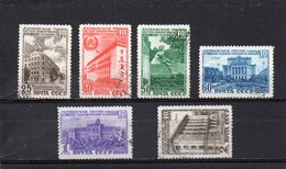 URSS 1950 O - Used Stamps