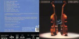 Superlimited Edition CD Subramaniiam&Grappelli. CONVERSATIONS - Jazz