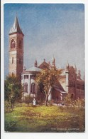 The Church, Cawnpore - Tuck Oilette 7234 - India