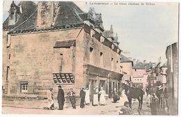 LANDERNEAU - Le Vieux Château De Rohan - Landerneau