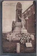 Carte Postale 62. Billy-Berclau  Le Monument Aux Morts  Beau Plan - Otros Municipios