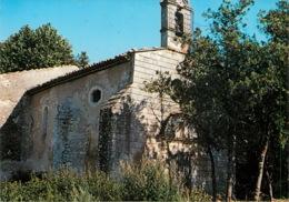 CERESTE ALPES DE HAUTE PROVENCE EGLISE DU VILLAGE (scan Recto-verso) KEVREN0384 - Autres Communes