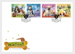 Kroatië / Croatia - Postfris / MNH - FDC Huisdieren, Honden 2019 - Kroatië