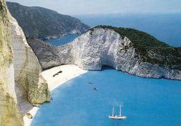 1 AK Griechenland * Ansicht Der Insel Zakynthos - Drittgrößte Der Ionischen Inseln * - Griechenland