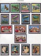 11408  COMORES  Collection Vendue Par Page   N° 175/90  **  1977   TB/TTB - Comoros
