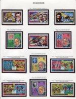 11412  COMORES  Collection Vendue Par Page   N° 229/32 + 241/4 + 245/8  **  1978   TB/TTB - Comores (1975-...)