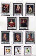 11413  COMORES  Collection Vendue Par Page   N° 233/7 + 238/40 + 253/5  **  1978-79   TB/TTB - Comores (1975-...)