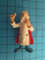Figurine PLASTOY 2006 En Plastique Souple : ( Série ASTERIX ) LE DRUIDE PANORAMIX - Figurines En Plastique