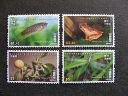 HONG-KONG : TB Série N° 1463 Au N° 1466, Neufs XX. - 1997-... Région Administrative Chinoise