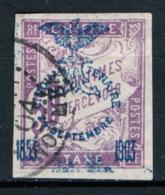 Nuova Caledonia / Caledonie 1903 Segnatasse Y.T.12 O/Used VF/F - France (former Colonies & Protectorates)