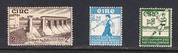 Ireland 1931-34 Mint Mounted, Sc# 83,84,90, SG 92,93,98 - 1922-37 Stato Libero D'Irlanda