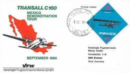 TRANSALL C160 - MEXICO DEMONSTRATION TOUR - Aviones