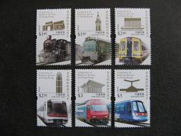 HONG-KONG : TB Série N° 1467 Au N° 1472, Neufs XX. - 1997-... Région Administrative Chinoise