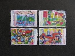 HONG-KONG : TB Série N° 1473 Au N° 1476, Neufs XX. - 1997-... Région Administrative Chinoise