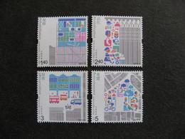 HONG-KONG : Série N° 1477 Au N° 1480, Neufs XX. - 1997-... Région Administrative Chinoise
