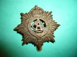 Insigne Anglais Army Service Corps 1914 - 1914-18
