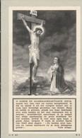 Prentje -putte-daans-partoens-tongeren-selzaete-de Windt-pintiaux-marchin-zie Scans - Images Religieuses