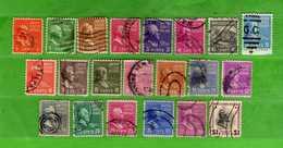(Us2) USA °- 1938 - Série Courante, Pas Complète  USED.   Vedi Descrizione - Stati Uniti