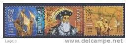MACAO 0920/22 Route Des Indes - Vasco De Gama - Macao