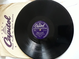 Capitol Cetra - 1953   -  Cap. 169.  The Rico Mambo Orchestra - 78 Rpm - Schellackplatten