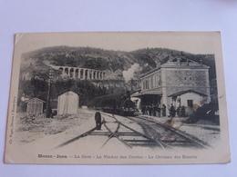 Morez - La Gare - Le Viaduc Des Crottes - Le Chateau Des Escarts - Morez